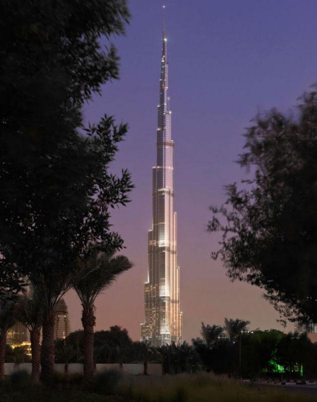 Burj Khalifa The Tallest Building In The World