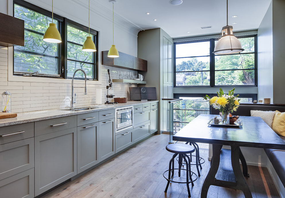 renovated kitchen discount appliances contemporary in old victorian house idesignarch