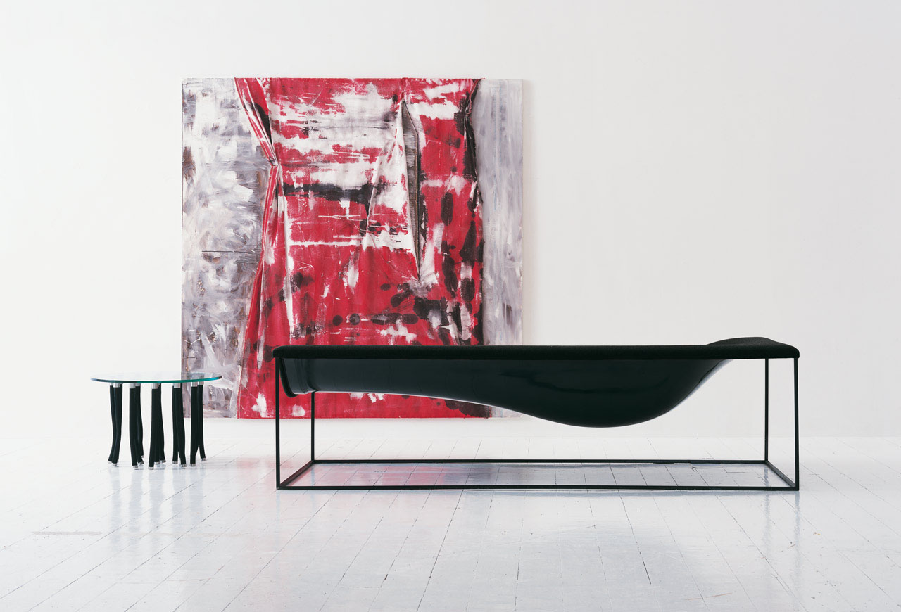 Glass Tables With Rope Legs By Cappellini  iDesignArch