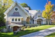 Shingle Style Lake Home Architecture