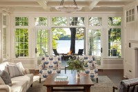Shingle Style Lakeside Cottage Mansion | iDesignArch ...