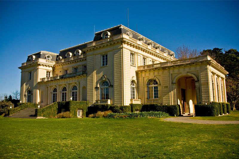 Chateau Style Luxury Mansion In Argentina  iDesignArch