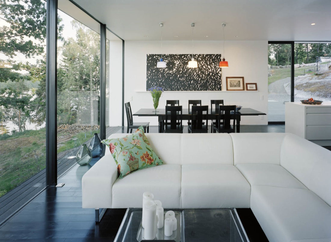 living room furniture long island how to buy an area rug for casa barone – a modern summer house | idesignarch ...