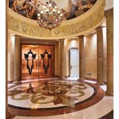 Rustic Kitchen Clock Appliance Castello Della Costa D'oro | Idesignarch Interior Design ...