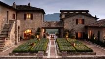 Italian Architecture Homes