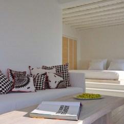 Contemporary Kitchen Islands Wood Hoods Cavo Tagoo Hotel Mykonos – A Minimalist Cliffside Paradise ...