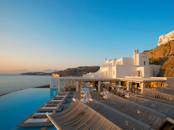 Cavo Tagoo Hotel Mykonos  A Minimalist Cliffside Paradise