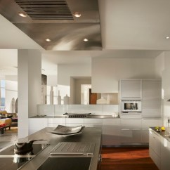 Unique Kitchen Tables Professional Supplies Stunning Modern Penthouse Apartment In Philadelphia ...