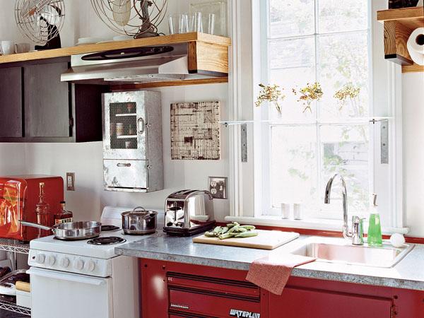 Retro Style Kitchen Designs  iDesignArch  Interior Design Architecture  Interior Decorating