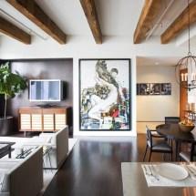 Timeless Contemporary Apartment Design In Manhattan