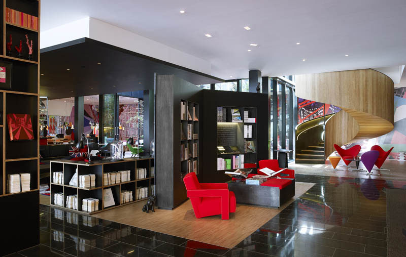 CitizenM Hotel London Bankside With Cool British Theme