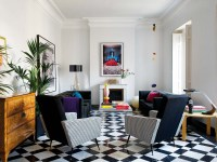 Impeccable Classic Contemporary Madrid Flat with Sparkling