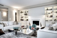 Luxury Home Interior With Timeless Contemporary Elegance ...