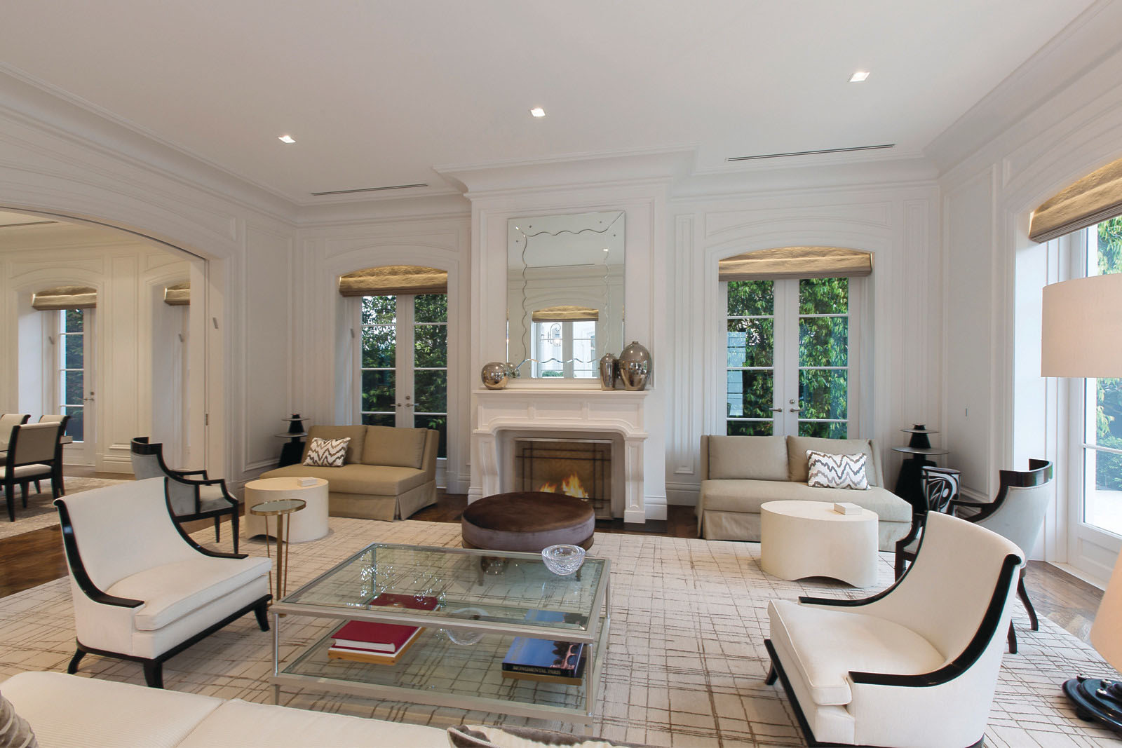 custom living room furniture interior designs palatial luxury mansion in melbourne with classical french ...