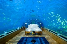 Underwater Bedroom Maldives