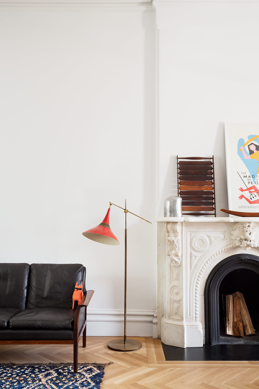 Restored Brooklyn Brownstone House With Fresh Contemporary Interior Decor  iDesignArch