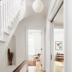 Tiffany Kitchen Lighting Ceramic Tiles For Restored Brooklyn Brownstone House With Fresh Contemporary ...