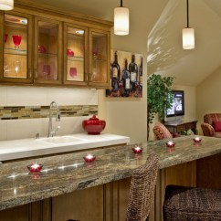 Beautiful Kitchen Cabinets Kohler Faucets Home Depot Contemporary Country In Bellevue | Idesignarch ...