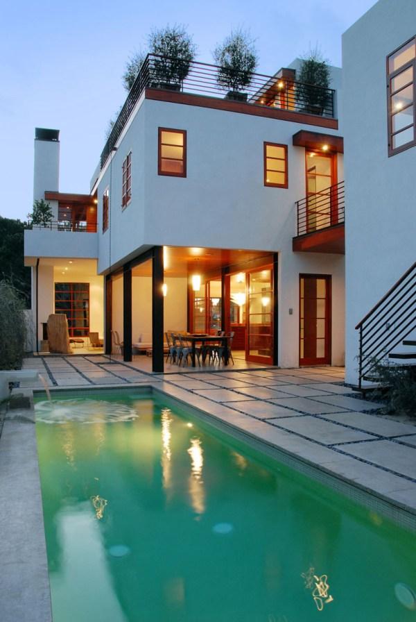Contemporary House In Venice Beach Idesignarch Interior Design Architecture &