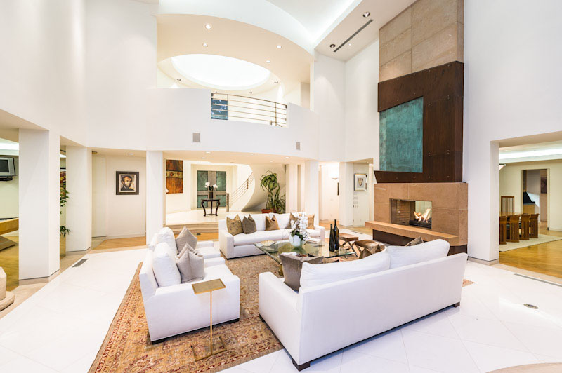 Contemporary Luxury Home In Los Angeles  iDesignArch  Interior Design Architecture  Interior