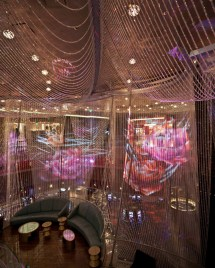 Swanky Hotel Interior Design Cosmopolitan Of Las