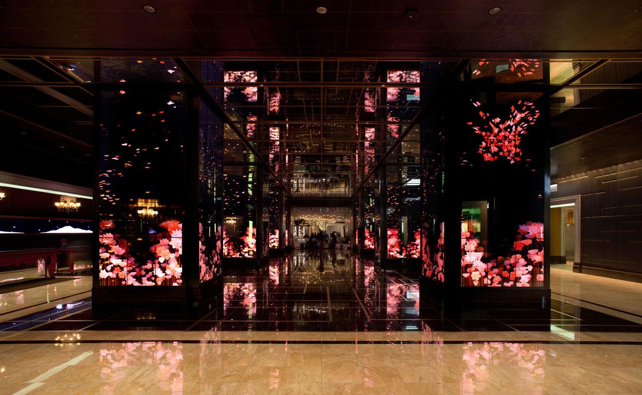 Swanky Hotel Interior Design The Cosmopolitan of Las Vegas  iDesignArch  Interior Design