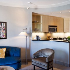 Curtains Kitchen Small Cart Swanky Hotel Interior Design: The Cosmopolitan Of Las ...