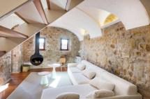 19th Century Stone House Costa Brava Transformed