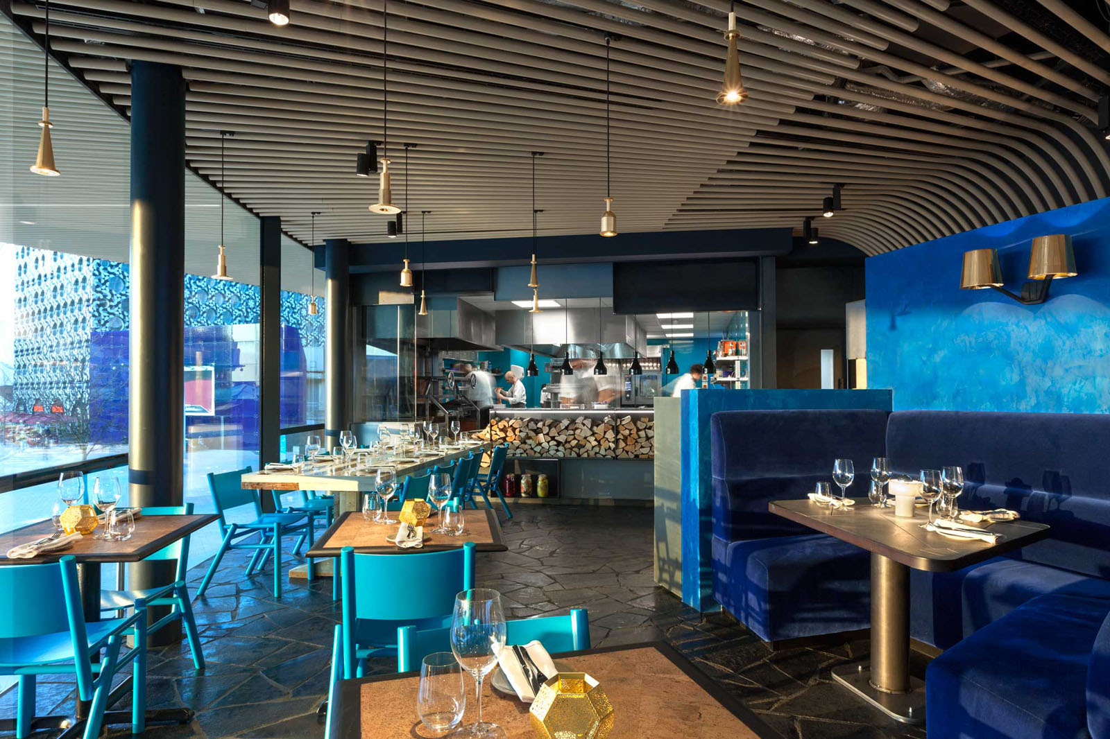 Craft London Restaurant By Tom Dixon  iDesignArch  Interior Design Architecture  Interior