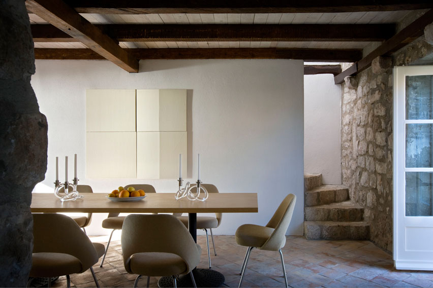 Rustic Country House In Croatia With Contemporary Elements  iDesignArch  Interior Design
