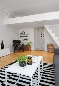Custom-Built Small Loft Apartment In Stockholm ...