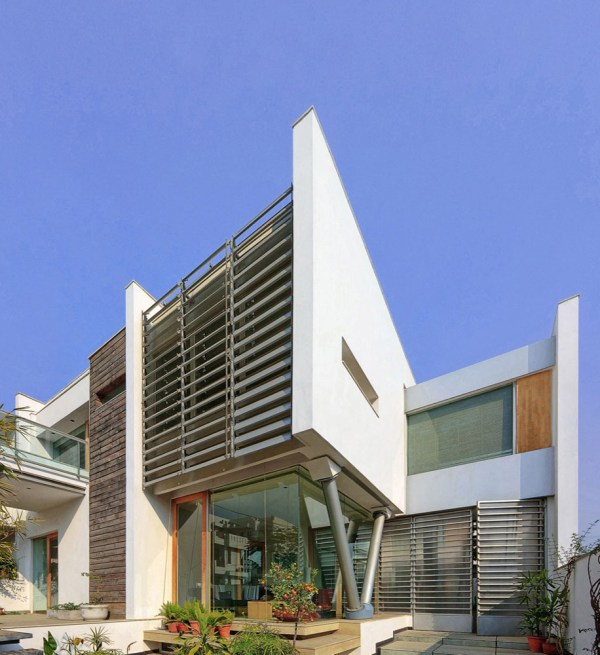 Modern Home Designs in India