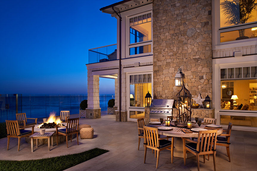 Timeless Interior Design In Malibu  iDesignArch