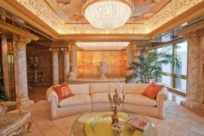 Donald Trump Manhattan Apartment