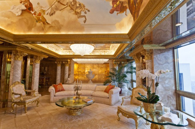 Inside Donald And Melania Trump S Manhattan Apartment
