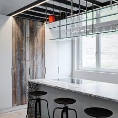 New York Loft Style Living Room Small Ideas With Hardwood Floors Double-height-loft-mezzanine-glass-staircase_6