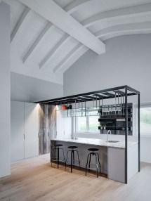 Double-height-loft-mezzanine-glass-staircase 7