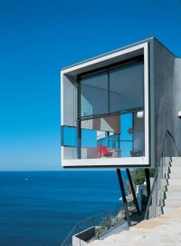 Dramatic Cliffside House In Dover Heights | iDesignArch ...