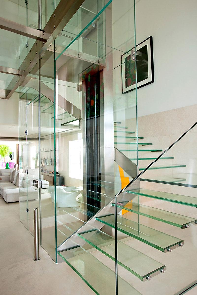 Duplex Apartment In Malibu With Glass Swimming Pool IDesignArch Interior Design