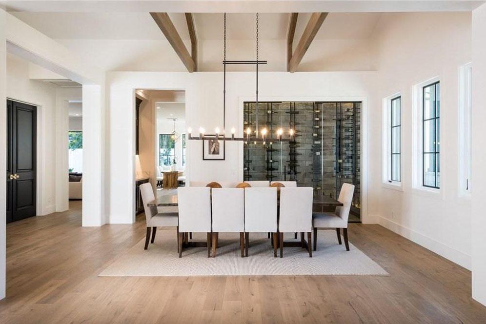Elegant-Modern-Farmhouse-Encino-California_5 | iDesignArch ...