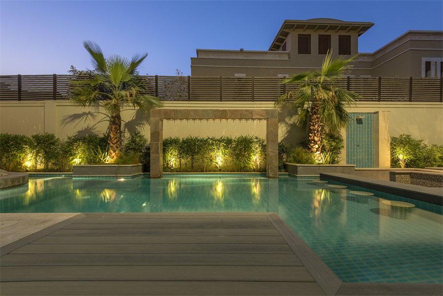 Emirates Hills Luxury Villa In Dubai Idesignarch
