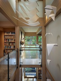 Contemporary House In Seattle With Japanese Influence ...