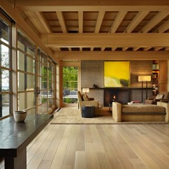 Wood Lounge Chairs Plans Hanging Chain Earrings Contemporary House In Seattle With Japanese Influence | Idesignarch Interior Design ...