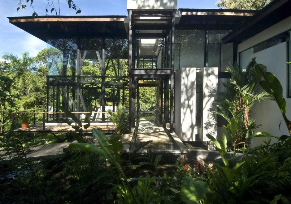 Environmentally Friendly Luxury House In Costa Rica  iDesignArch  Interior Design