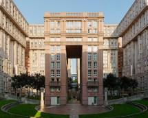 Postmodern Neoclassical Housing Estate Theoretical