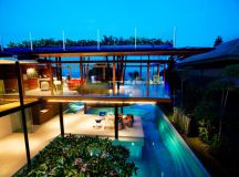 Environmentally Friendly Modern Tropical House In ...
