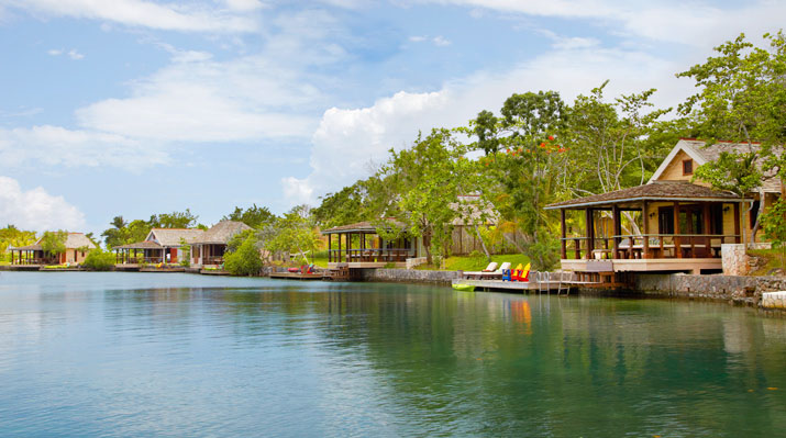 Ian Fleming Villa At GoldenEye Resort In Jamaica  iDesignArch  Interior Design Architecture