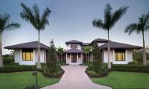 Florida Contemporary Home Designs