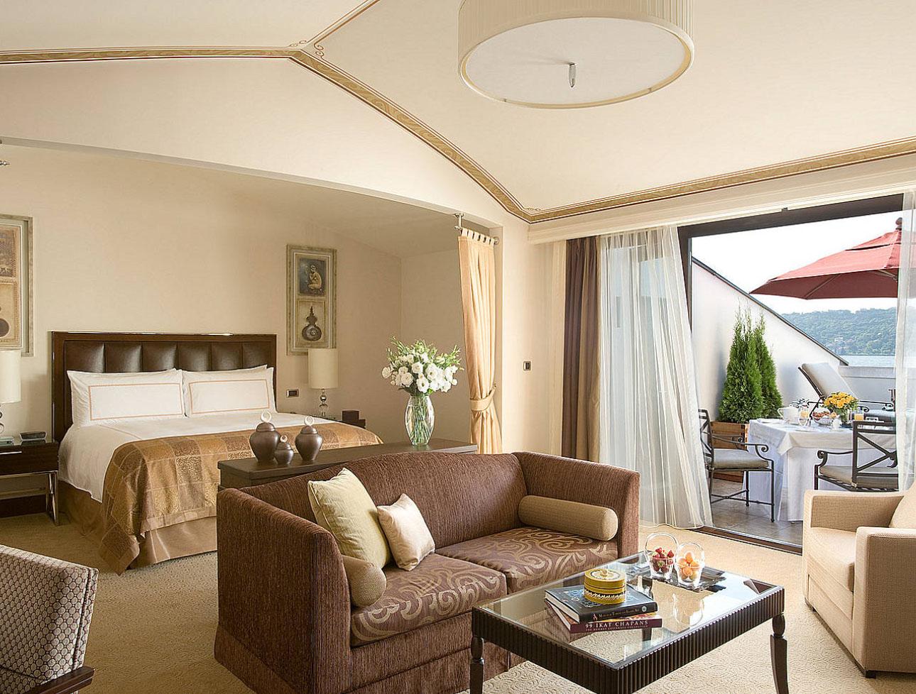 Four Seasons Hotel Istanbul At The Bosphorus  iDesignArch  Interior Design Architecture