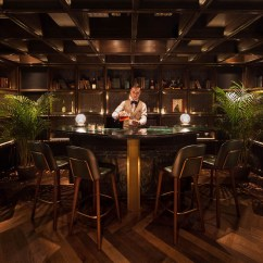 Contemporary Lounge Chairs Hairdresser Sink And Chair Foxglove-speakeasy-bar-hong Kong_14